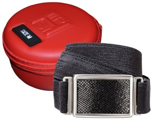 hipsi Black Belt with Red Container