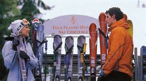 four seasons ski concierge